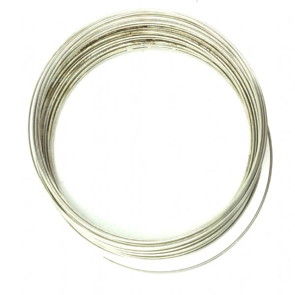 30 loops steel memory wire 55mm x 0.6mm